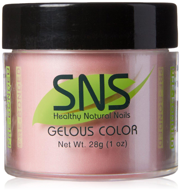 Amazon.com : SNS Natural Set Nail Dipping Powder : Beauty