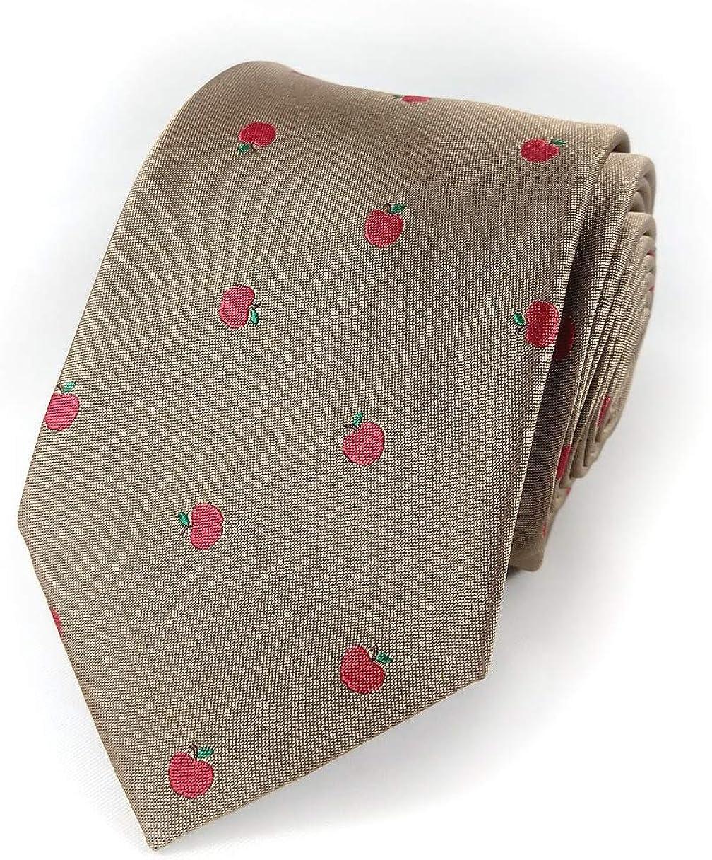Teacher Necktie - Gift for Teachers - Teacher Gift - Fruit Necktie - Food Necktie