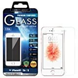BEGALO iPhone SE / 5s / 5 液晶保護 強化ガラスフィルム 0.33mm 硬度9H