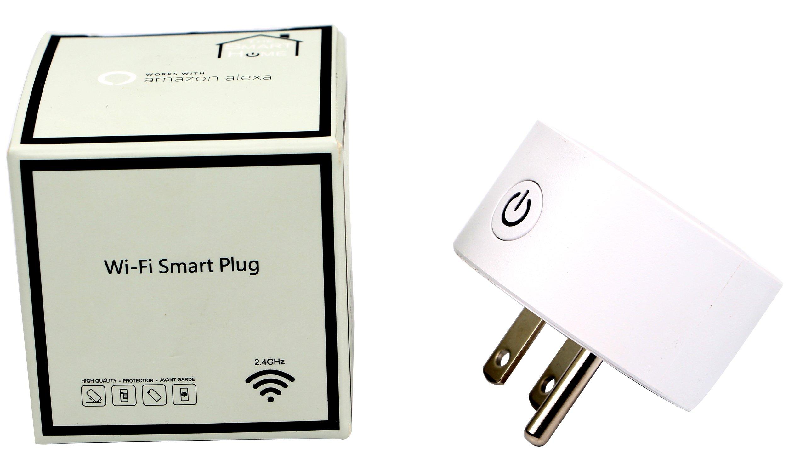 hierkryst Wireless Power Smart Plug Home Smart Socket Electrical Outlet