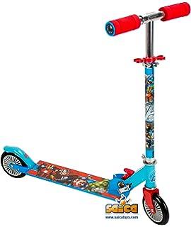 SPIDERMAN - Patinete 2 ruedas 10: Amazon.es: Deportes y ...