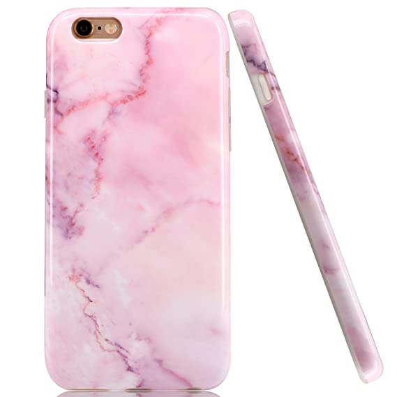 black and grey marble iphone 6s plus case fs