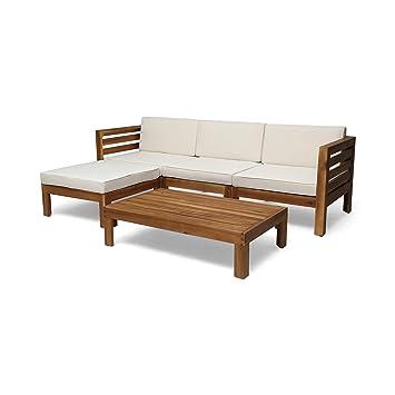 Amazon.com: Great Deal Furniture Alice - Juego de sofás de ...