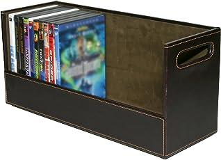 Stock Your Home DVD Storage Box with Powerful Magnetic Opening - DVD Tray Holds 28 DVD  sc 1 st  Amazon.com & Amazon.com: Media Storage u0026 Organization: Electronics: Disc Storage ...