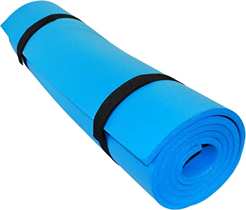 Yoga Direct Pilates Aero Cushioned Yoga Exercise Mat