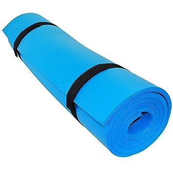 Yoga Direct Pilates Aero Cushioned Yoga/Exercise Mat