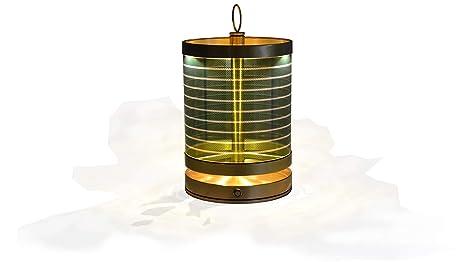 Lámpara de mesa +SOL, latón de .STOOL | Interior y exterior ...