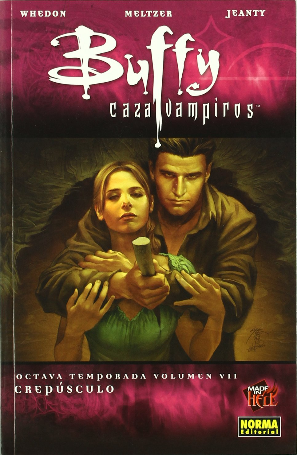 Read Online Buffy 7: Temporada 8 / 8 Season (Spanish Edition) pdf