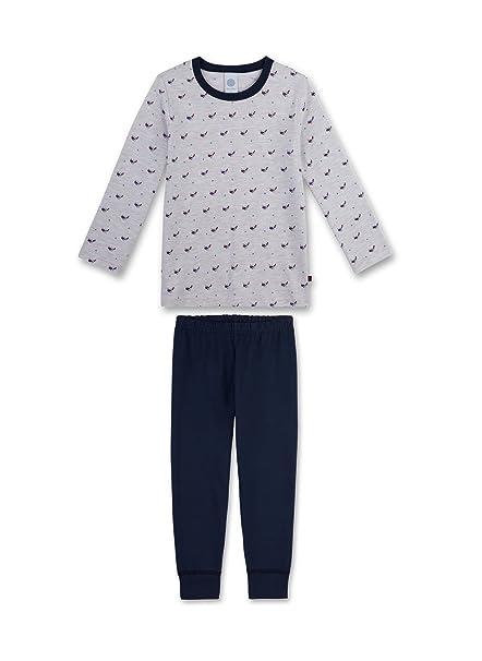 Sanetta 231979, Conjuntos de Pijama para Niños, Beige (Sand Melange 1952),