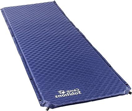 Amazon.com: Seatopia – Almohadilla autoinflable para dormir ...