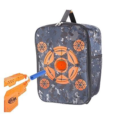 Storage Bag Nerf Elite Blaster Toy Gun Accessories Storage Bag Target Pouch For Nerf N-strike Elite Series Storage Bags
