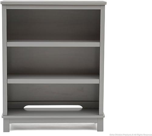 Delta Home 3-Shelf Bookcase