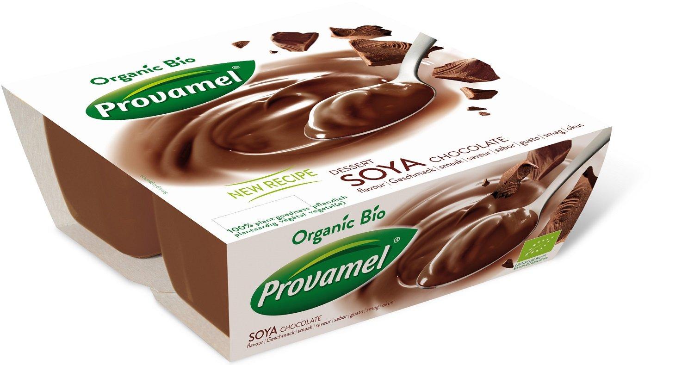 Amazon.com: Provamel Organic Soya Dessert Choco 4x125g: Health & Personal Care