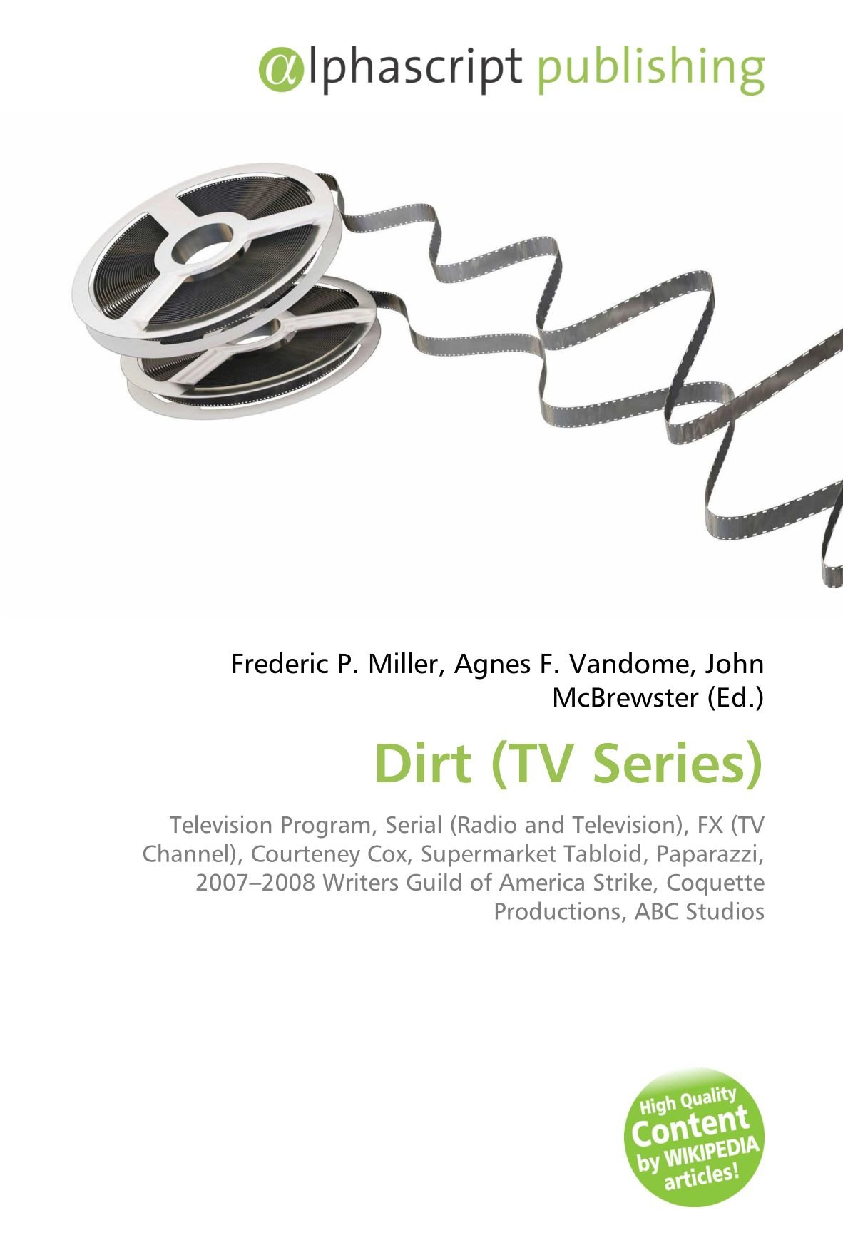 Dirt TV Series : Television Program, Serial Radio and ...