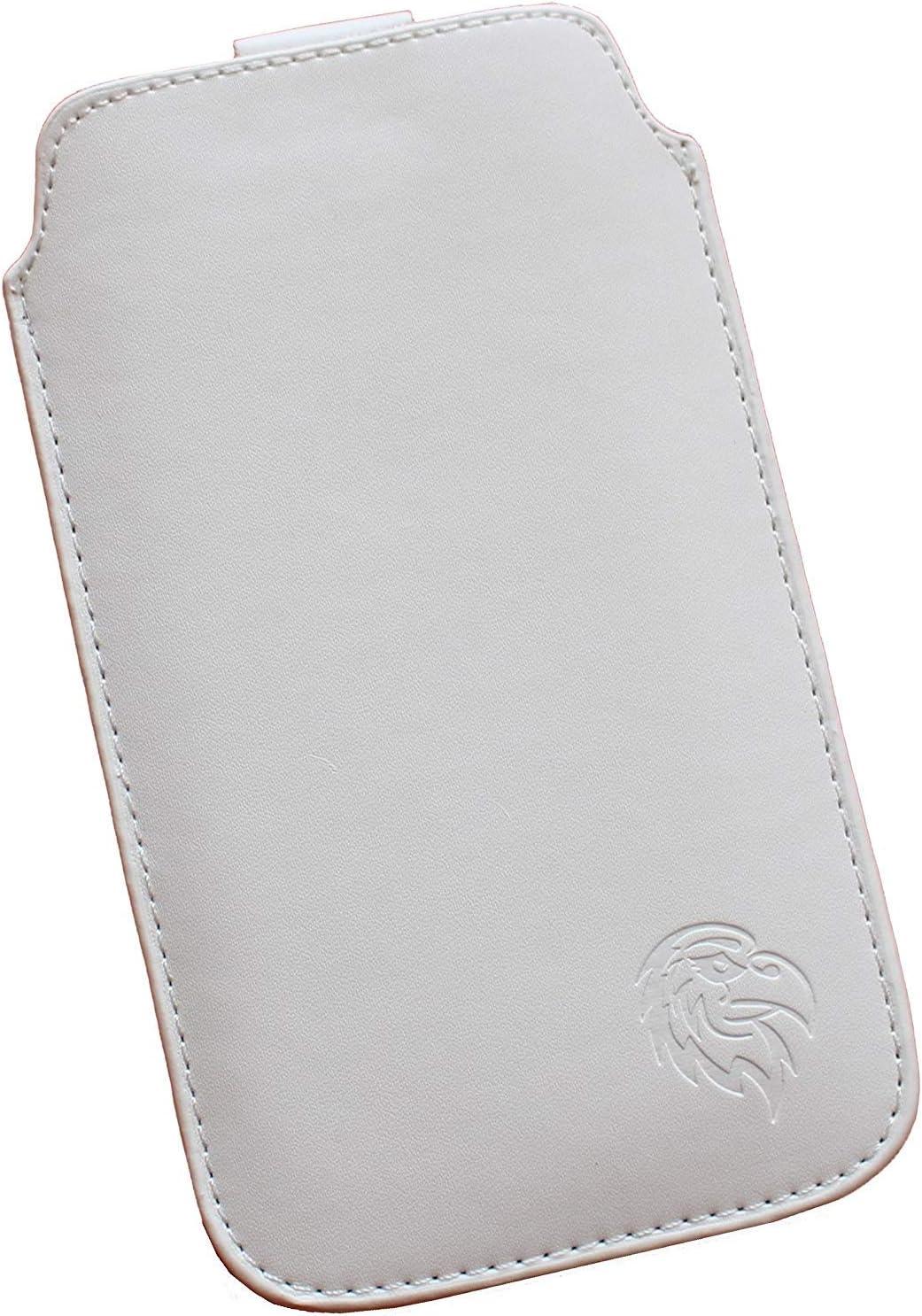 Motif Aigle Cousu /étui Fin avec Languette dextraction Dealbude24 /Étui de Protection pour Apple iPhone et iPod Tab-/étui t/él/éphone Portable extractibles diff/érentes Couleurs