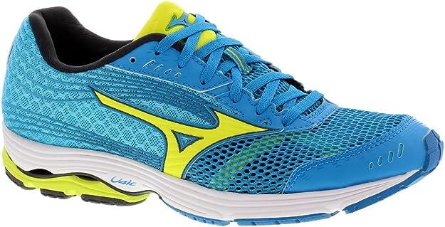 Mizuno Wave Sayonara 3, zapatillas de running para mujer, azul: Amazon.es: Deportes y aire libre