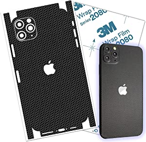 Matrix 3M iPhone Skin Wrap Protective Around Borders, Corners and Back Thin Film 3D Skin for iPhone 11, 11 Pro, 11 Pro Max (iPhone 11)