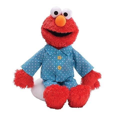 Amazon Gund Sesame Street Sleepytime Elmo Stuffed Animal Toy