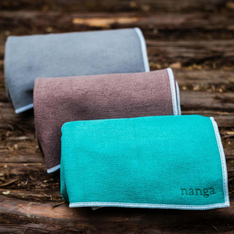Non Slip Beautiful Ultra Absorbent Microfiber Towel Sized for Yoga Mats Hot Yoga Towel Skidless Lightweight