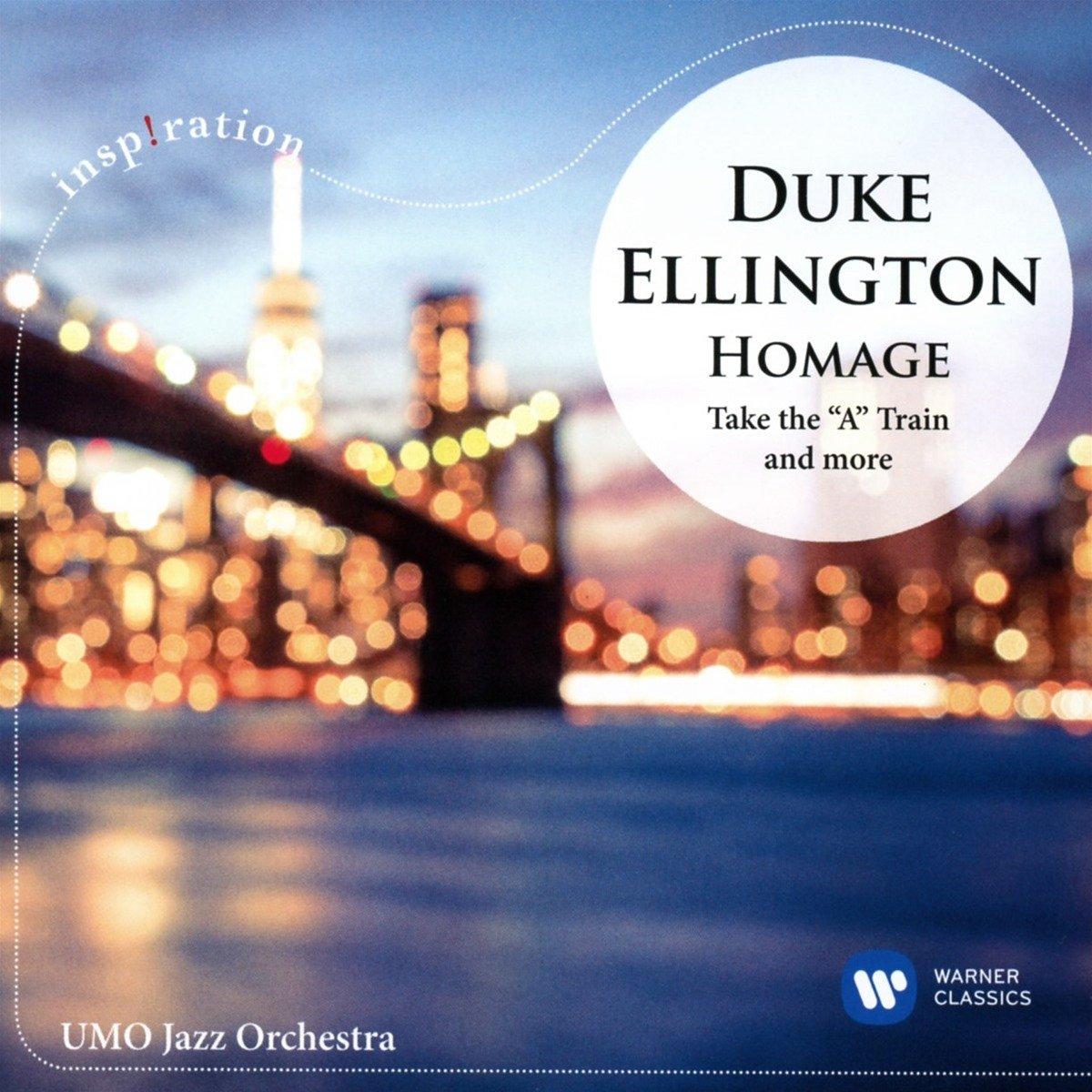 CD : UMO Jazz Orchestra - Duke Ellington: Homage (CD)