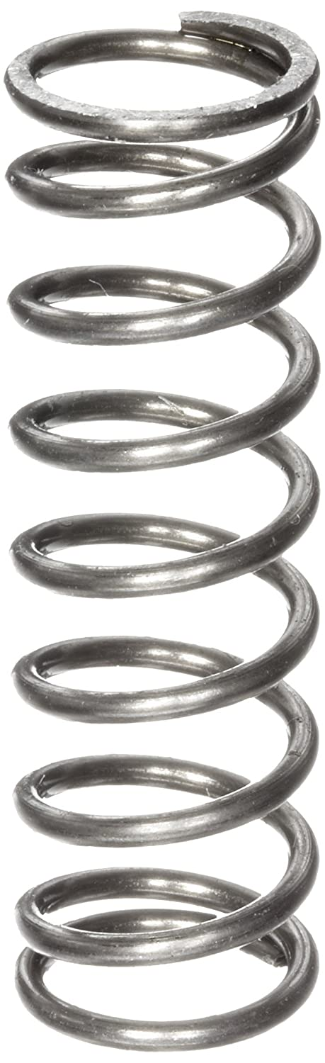 0.56 Free Length Steel Music Wire Compression Spring 0.39 OD 39.6 lbs//in Spring Rate 0.043 Wire Size 0.321 Compressed Length 9.45 lbs Load Capacity Inch Pack of 10