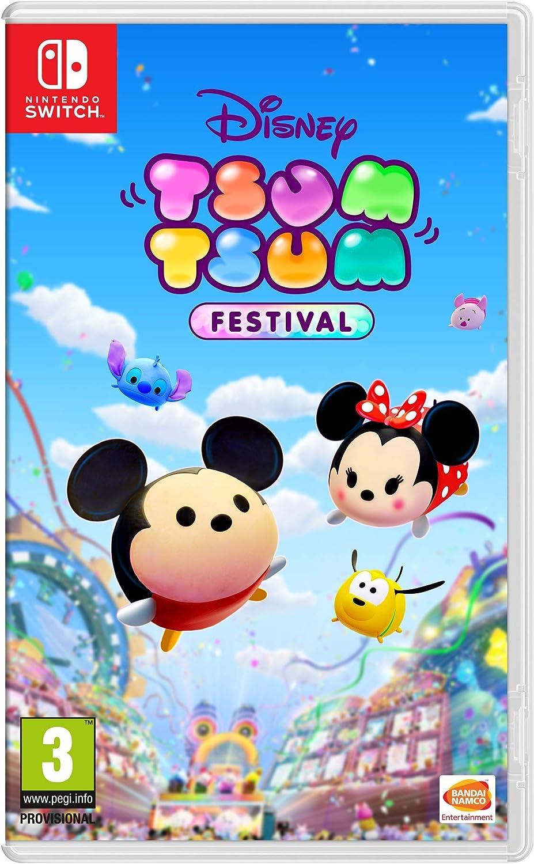 Disney Tsum Tsum Festival: Amazon.es: Videojuegos