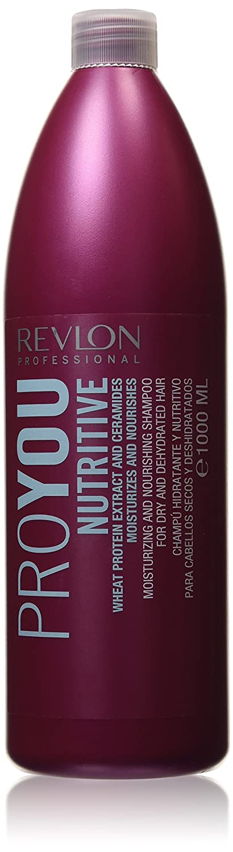 Revlon ProYou Care Nutritive Shampoo Champú - 1000 ml