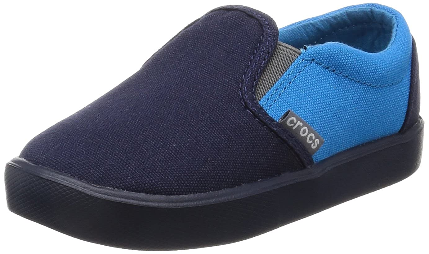 Crocs CitiLane Sneaker Slip-On (Toddler/Little Kid) CitiLane Slip-on Sneaker - K