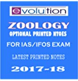 Zoology Optional for IAS & IFoS -Evolution Coaching Printed Notes( Latest One)