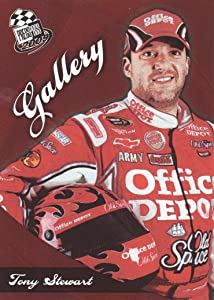 2009 Press Pass NASCAR Racing NASCAR Gallery #NG3 Tony Stewart