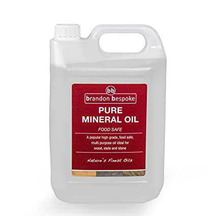 Compra Pure aceite Mineral - Ideal para madera, pizarra ...