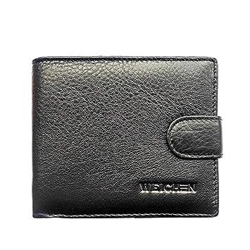 LMSHM Brieftasche Brieftaschen Männliche Brieftasche Mit