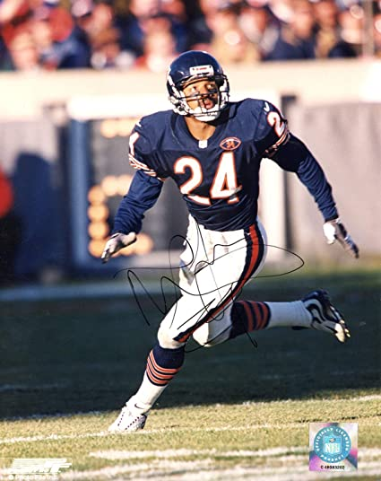 new arrival fd40a b69b9 Glyn Milburn Chicago Bears Autographed Signed 8x10 Photo ...