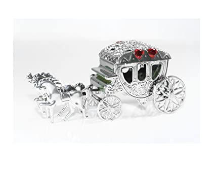 Pack of 24 Horse   Carriage Fairytale Wedding Favour Holder Boxes ... 9a74dbad0