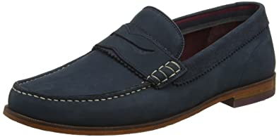 Ted Baker Miicke 5 - Dark Blue Nubuck (Navy) Mens Shoes