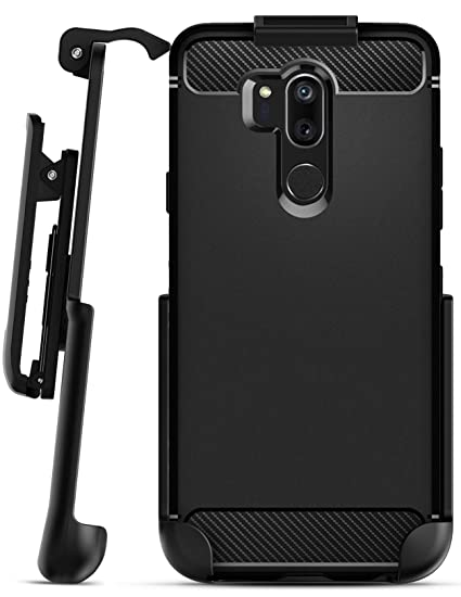 reputable site af331 df8de Encased Belt Clip Holster for Spigen Rugged Armor Case - LG G7 ThinQ (case  not included)