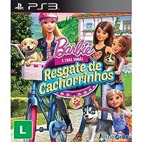 Jogo Barbie e Suas Irmãs: Resgate de Cachorrinhos - PS3