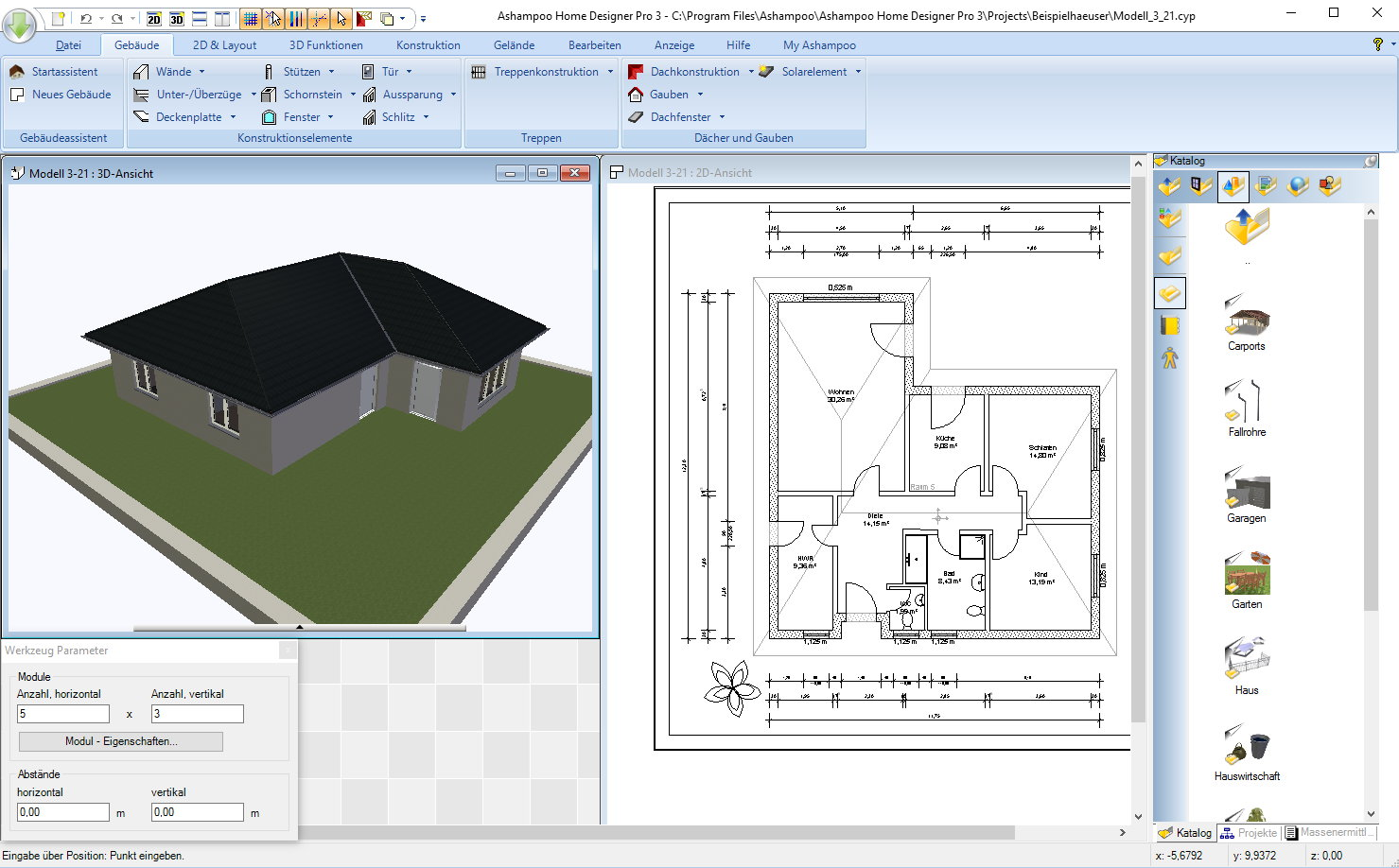 Ashampoo Home Designer Pro 3 [Download]: Amazon.de: Software