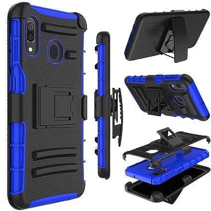 Amazon.com: Yunerz - Funda para Galaxy A20, Galaxy A30 ...