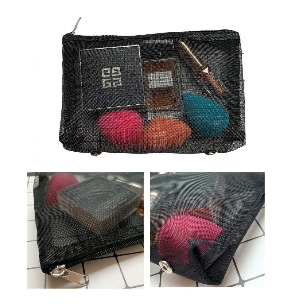 Amazon.com: Bolsa para brochas de maquillaje para 15 piezas ...
