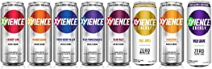 Xyience Energy Drink Variety Pack, 16 Ounce (16 Cans)