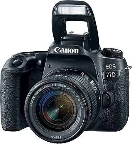 Canon 77d product image 5