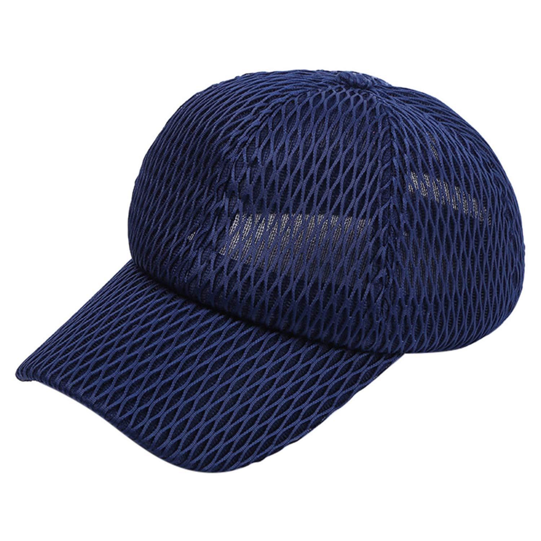 Eric Carl Fashion Hat 1PC Ponytail Messy Buns Trucker Plain Baseball Visor Cap Hat 2019 Dec11