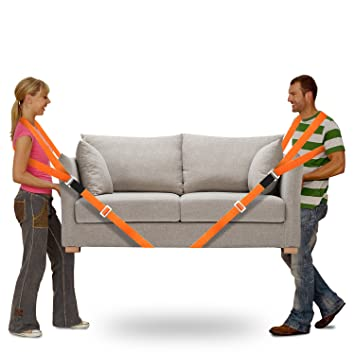 furniture moving straps. aoafun lifting and moving straps,2-person system - easily move furniture straps o