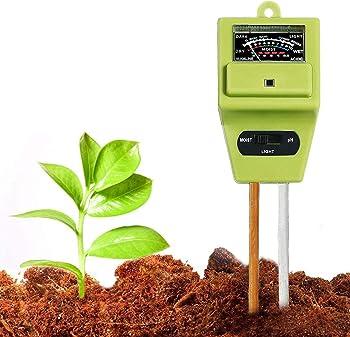 Swiser Indoor/Outdoor Plants Tools Soil pH Tester