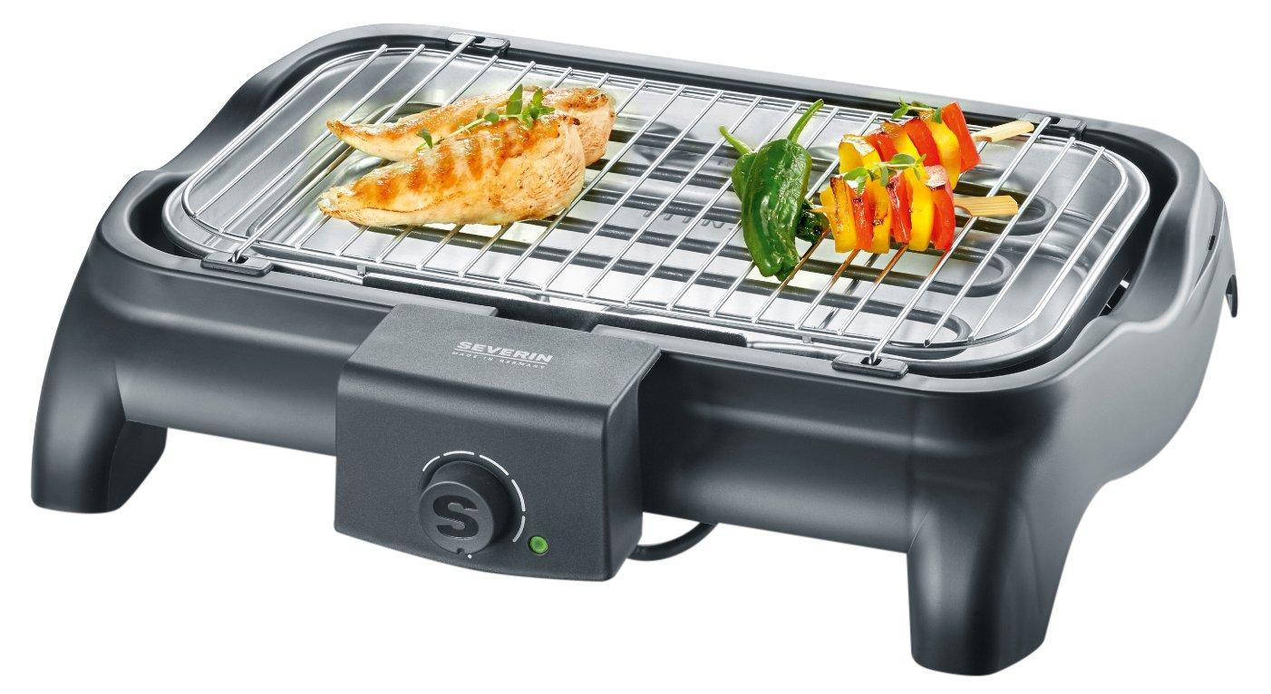 Severin Elektrogrill Untergestell : Severin pg 8510 barbecue grill 2.300w tischgrill grillfläche 37