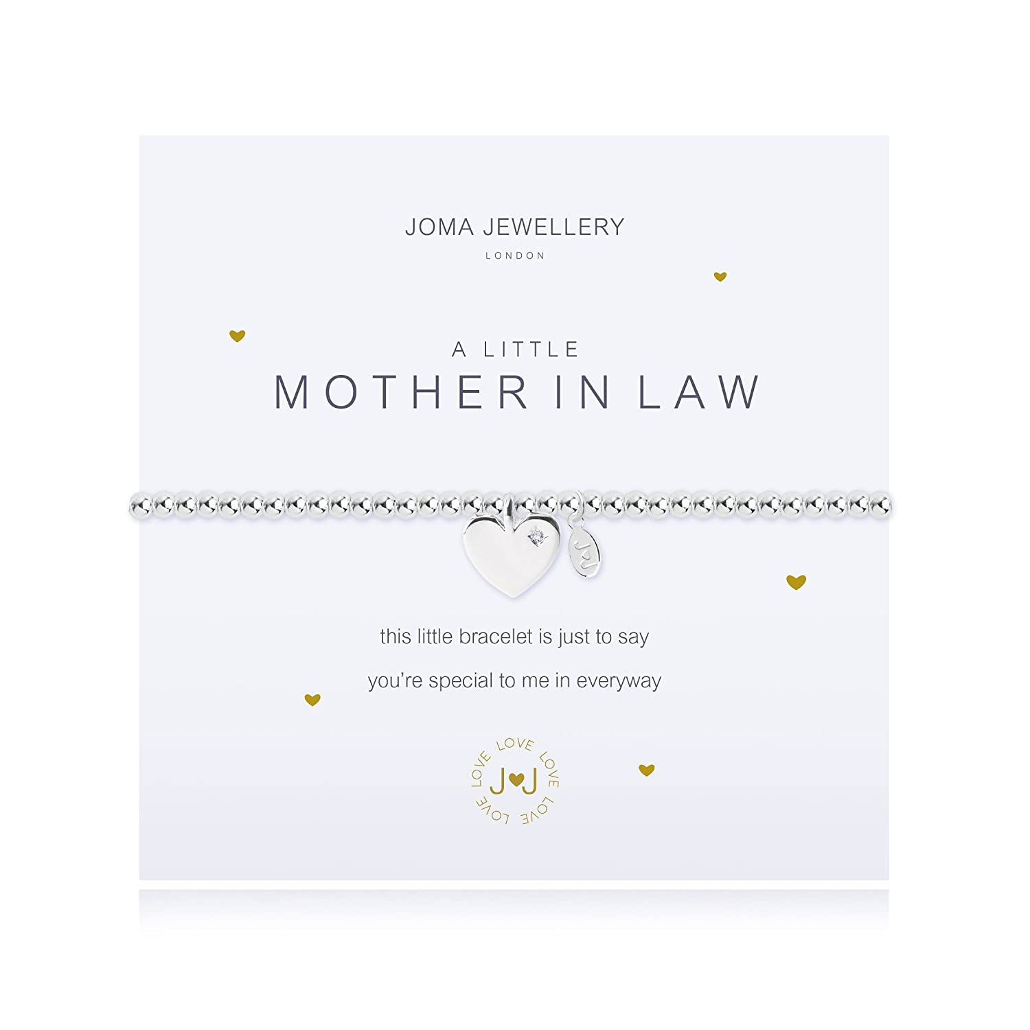 Joma Jewellery A Little Mother In Law Bracelet Amazon
