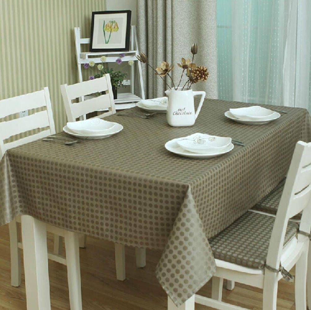 Amazon.com: High-grade Tablecloth Heat Resistant High Temperature ...