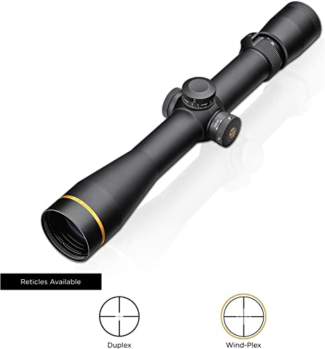 Leupold VX-3i 4.5-14x40mm Side Focus Riflescope