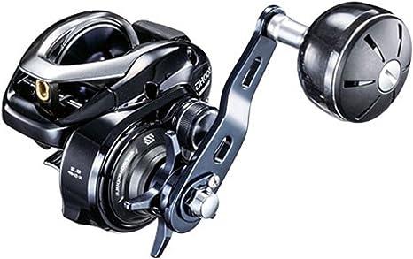 S Shimano Carrete de Pesca con Carrete Grappler 301hg (Izquierda ...